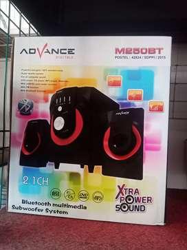 Speaker Bluetooth ADVANCE M250BT