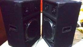 2 dj speaker