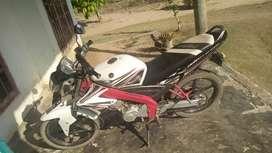 dijual vixion tahun 2012