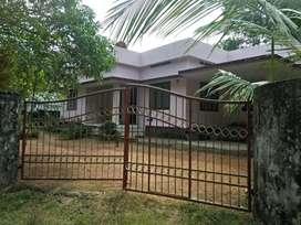 12sent. Three bedroom house. Vattachapade. Thengana. Near