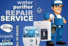 RO Water Purifier Service and Repair
