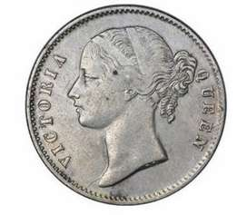 Old coin 1840 rare coin for gud luck and charme