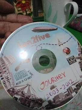 Cd original ten2five journey