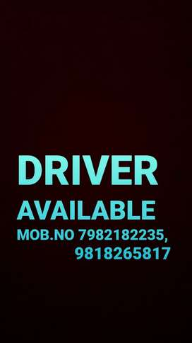 Private driver available