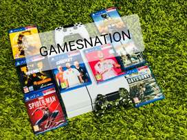RENT PS4 WITH LATEST GAME TITLES FOR BEST PRICES