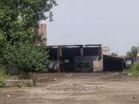 Rent For warehouse/Godown near sai leela grand on 6 lane Highway