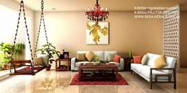 EASY PAYMENT OPTION - 4 BHK LUXURIOUS VILLA FOR SALE IN THRISSUR
