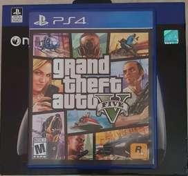 BD Kaset PS4 GTAV