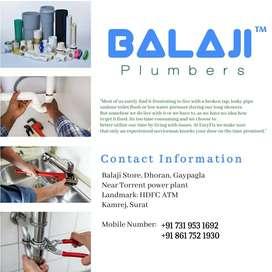 BALAJI Plumbers & Electrician Service