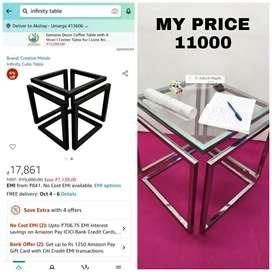 INFINITY TABLE | TEA TABLE | CENTRE TABLE