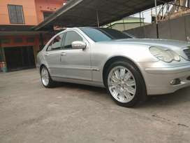 mercedes  benz C180 thn 2004