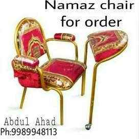 Namaz chair for Elders