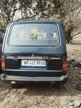2012 model very good condition Maruti van.