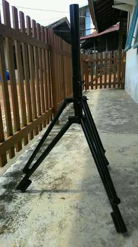 Kaki payung lipat praktis dan murah. Ready stock Palembang
