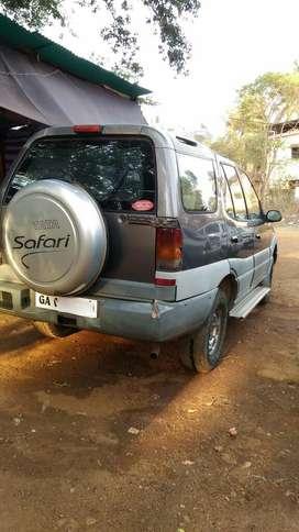 Tata Safari, 2004, Diesel