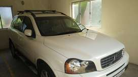 D5 Volvo xc90 in excellent condition, single owner, low mileage.