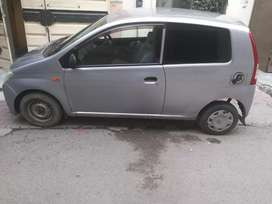 My car Mira 2012R for scale only family used johar town only call me
