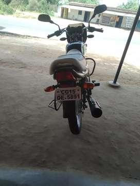Nice looking by bike