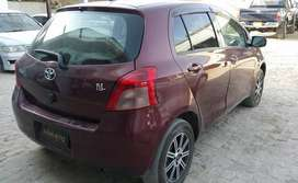 Toyota Vitz... on easy installment