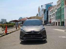 Toyota Sienta Q Metik Tahun 2016 Tdp Ringan 39Jt Termurah