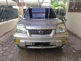 [Pajak ON Mar 2022 Ganjil] Jual Nissan Xtrail 2.5 ST A/T 2005 Istimewa