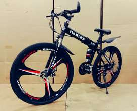 Imported foldable cycle