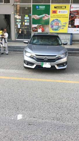 Bumper to bumper genuine civic oriel prosmatec 2019 with new lights