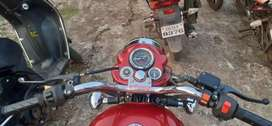 Royal Enfield 350, with insurance and 17200km driven. August,2015model