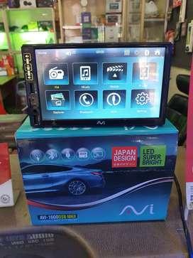 Tv Mobil Mirrorlink Full Glass Tombol Full Touch Creen