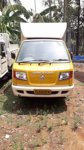 Ashok Leyland Dost LX  a/c power steering covering body
