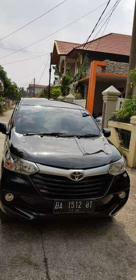 Toyota Avanza Type Manual 2017
