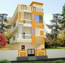 4BHK Flat available at devlok colony.