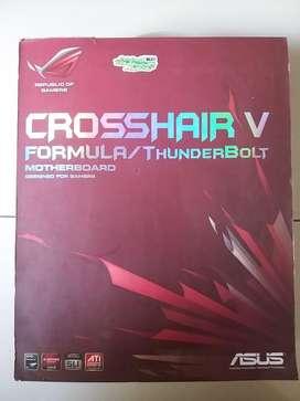 FX 8350 vishera + ROG Crosshair V Formula Thunderbolt Mobo AM3+