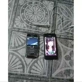 Nokia X7-00 & E71