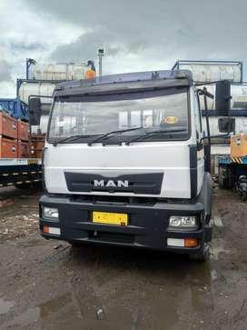 Truck / Tractor Head MAN CLA 18 280 HP + Flat Bed tahun 2015