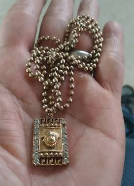 Kalung Perak Liontin Vercase 925 21gram