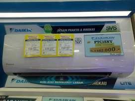 Kredit AC Daikin ½PK Inverter Tanpa DP