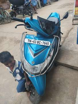 Yamaha ray z, Reg 24 sep 2018, new tyres, new battery super condition