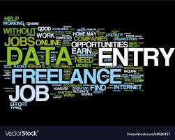….ultimate real home based data entry job offers