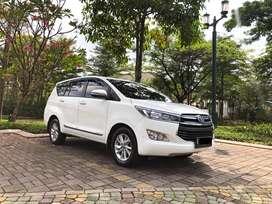 Toyota Innova Diesel A/T Putih V Luxury, ISTIMEWA, Pakaian Sendiri