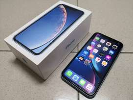 buy iPhone xr (blue ) in excellent condition