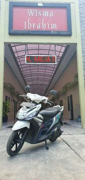 Rental motor Palangkaraya