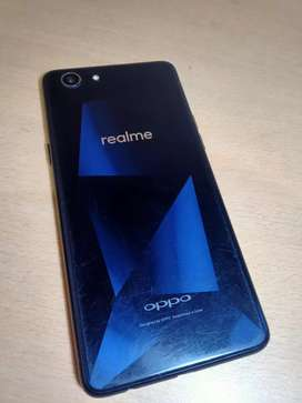 Realme 1 3gb ram 32gb internal