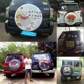 Suzuki Vitara/Rush/Terios/Jeep/CRV Cover/Sarung Ban Amanah#Celta viIgo