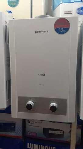 Inverter battery RO Gas geyser