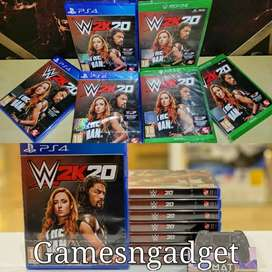 PS4 latest www 2k 20 exchnge your old games to new