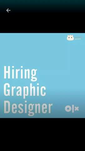 Hiring Graphics Designer For Upcoming Online Education Channel