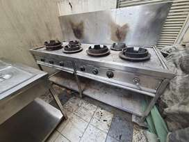 Chinesee cooking stove