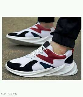 Men and  sports shoe for running and and causal wear