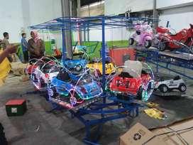 pancingan elektrik wahana kereta panggung mini odong Ready stock